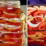 Помидоры в банке: вкусная и ароматная закуска из помидоров 13