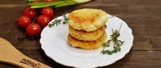 Нереально вкусные Сырники из Творога и кабачков 9