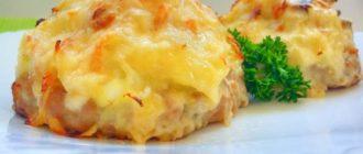 Блюдо из фарша: очень сытное, сочное, невероятно вкусное. 8