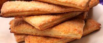 Творожное слоёное печенье: вкусное лакомство- хрустите с настроением 7