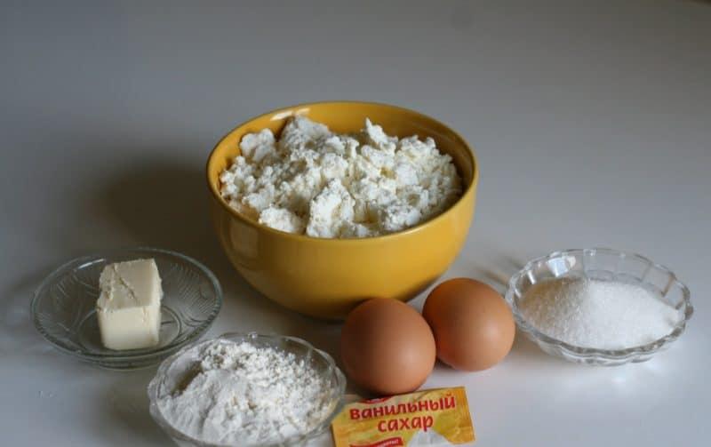 Творожное слоёное печенье: вкусное лакомство- хрустите с настроением