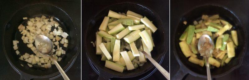 Летняя вкусная закуска из кабачков – готовь хоть все лето
