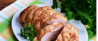 Куриное филе: великолепный рецепт 5