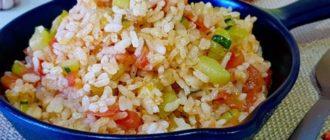 Кабачки с рисом: вкусный обед на каждый день 3