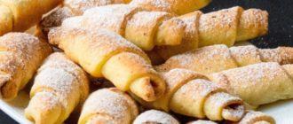 Хрустящие яблочные трубочки: идеальный вкусный десерт к чаю 10