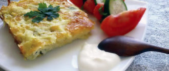 Вкусная Картофельная Запеканка в Духовке за 10 минут + Время на Выпечку 3