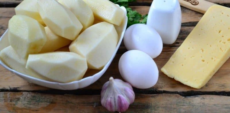 Вкусная Картофельная Запеканка в Духовке за 10 минут + Время на Выпечку