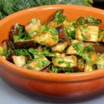 Маринованные баклажаны: вкуснейшая закуска за 15 минут 10
