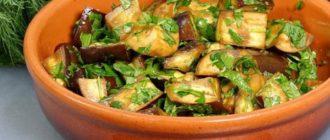 Маринованные баклажаны: вкуснейшая закуска за 15 минут 4