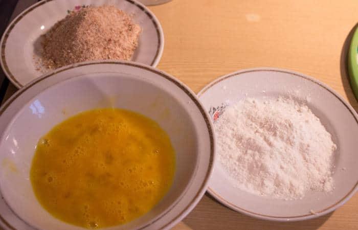 Цветная капуста в кляре и панировочных сухарях – простой и вкусный рецепт