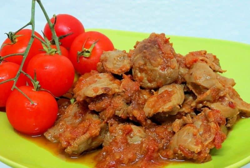 Вкусные, мягкие и нежные Куриные Желудки – раскрываем секрет приготовления 1
