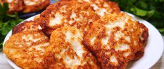 Куриные оладьи: вместо пирожков и перекуса. Рецепт настоящая палочка-выручалочка. 12