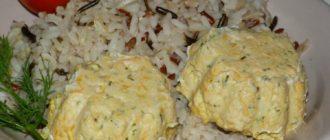 Вкусное куриное суфле на пару – самое простое блюдо из самых простых продуктов 3