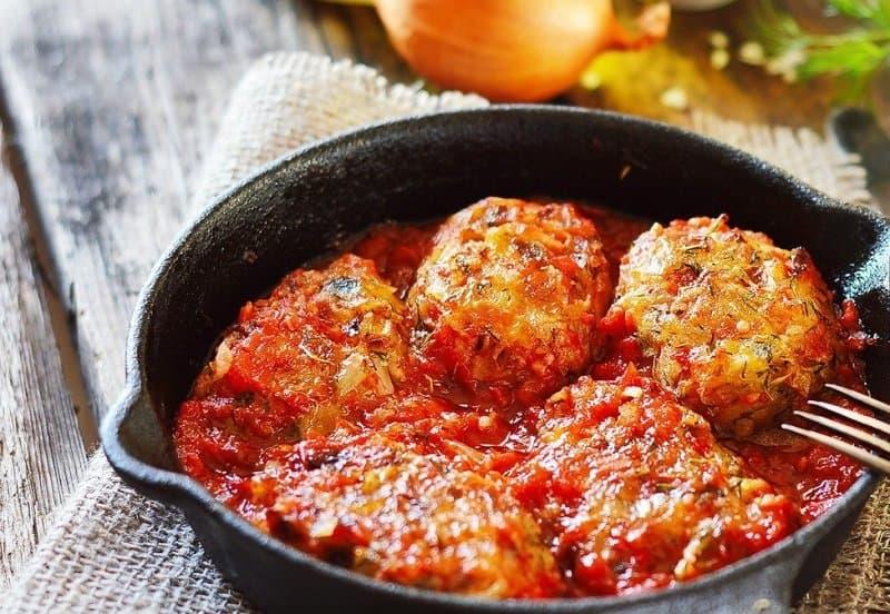 Котлеты из Лука: На Вкус, Как с Мясом. Вкусный и Простой Рецепт 1