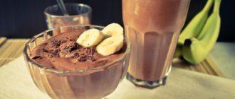 Всего из 2 ингредиентов и за 5 минут готовим вкусный десерт – шоколадное мороженое без сахара и сливок. 26