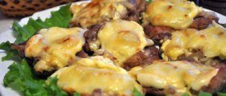 Блюдо из фарша и грибов: невероятно вкусное 5