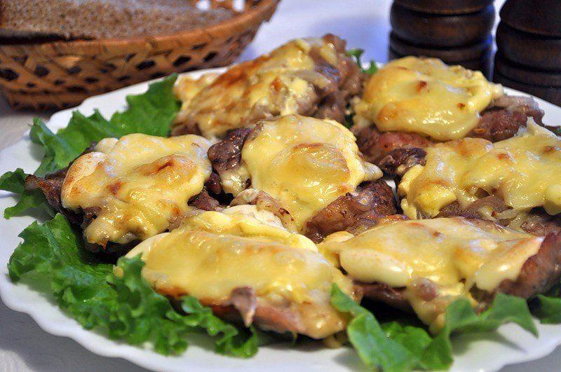 Блюдо из фарша и грибов: невероятно вкусное 1