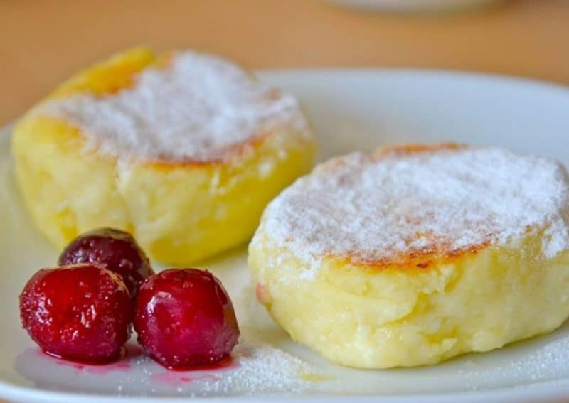 Сырники из творога на сковороде: самый необычный рецепт 1