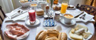 Быстрый завтрак: из трех блюд за 7 минут 2