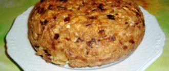 Картофельная бабка: недорогое, очень простое и вкусное блюдо 3