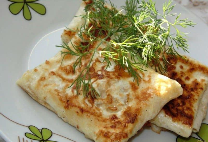 Завтрак из яиц и хлеба: очень простой и вкусный завтрак всего-то за 5 минут