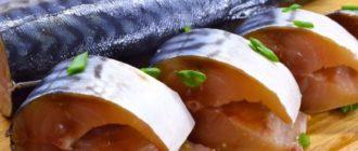 Малосольная скумбрия: простой рецепт с маленьким секретом 6