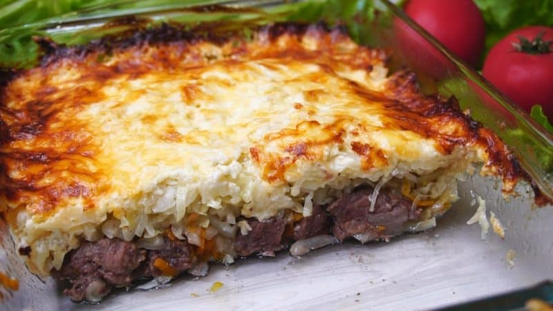 Мясо под шубкой: очень необычное и вкусное блюдо 1