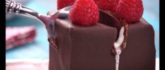 Пирожное: «Сюрприз в коробочке» - пошаговый рецепт вкусного десерта 6