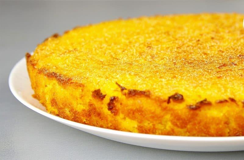 Тыквенный пирог: вкусный осенний десерт 1