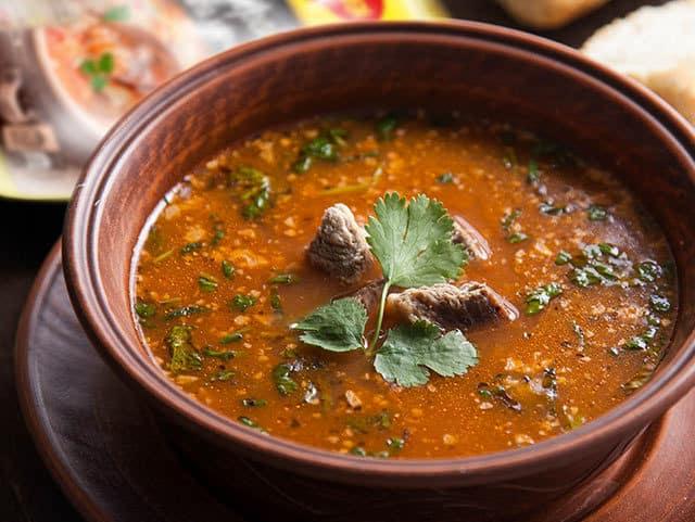 Суп харчо: наваристое блюдо с острым вкусом 1