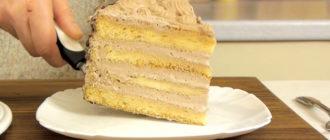 Простой рецепт торта: лёгкий и нежный вкус, который порадует семью 10