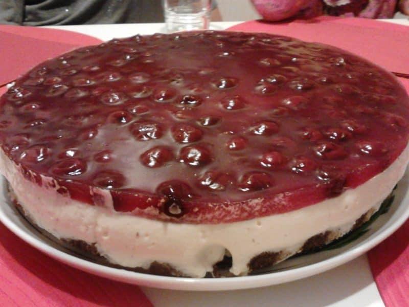 Торт из рикотты
