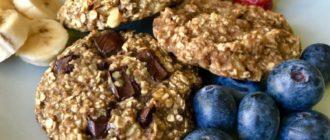 Постное печенье из овсяных хлопьев: ароматный и полезный десерт 9