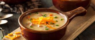 Суп с плавленным сыром и курицей: нежный и питательный обед 2