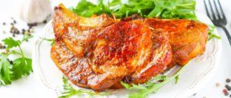 Свиная корейка в духовке: полноценный ужин для всей семьи 10