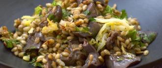 Перловка с грибами: потрясающе вкусная каша 1