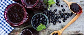 Варенье чёрной смородины: потрясающе вкусное варенье из витаминной ягодки 2