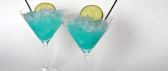 Голубая Лагуна коктейль: один из самых красивых алкогольных напитков в мире 2