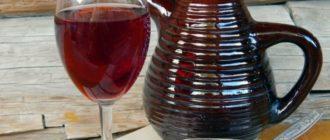 Домашнее вино из варенья: это вино выгодно отличается от покупного 10