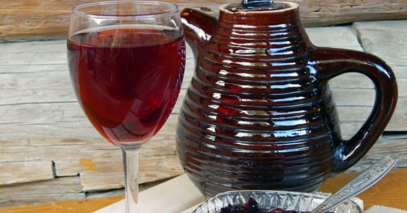 Домашнее вино из варенья: это вино выгодно отличается от покупного 1