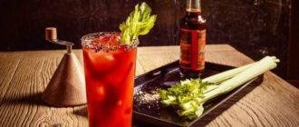 Коктейль Кровавая Мэри: яркий охлаждающий и одновременно согревающий напиток 6