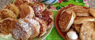 Оладьи на ряженке: изысканное сочетание вкусов топленого молока и кисломолочных продуктов 1