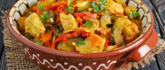 Рагу с капустой: аппетитное, полезное и вкусное блюдо 9