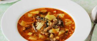 Томатный суп с кильками: вкусный и быстрый суп из консервированной кильки 2