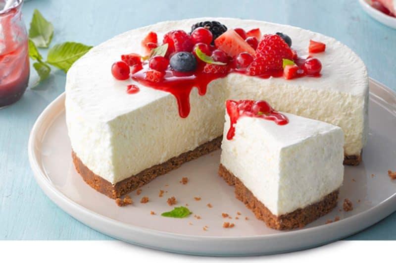 Чизкейк с творожным сыром: нежный десерт с ароматом винили и сливочным вкусом 1