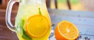 Лимонад из апельсинов: лёгкий освежающий напиток с приятным вкусом 6