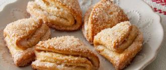 Печенье из творога с сахаром: легко приготовить и вкусно покушать 6