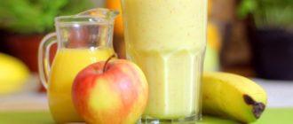 Смузи с яблоками: большая польза для здоровья в одном стакане 10