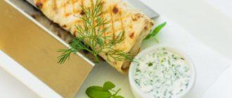 Соус для шавермы: простой и вкусный соус для классической шавермы 2
