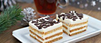 Творожный торт с желатином: быстро, вкусно и бюджетно 4